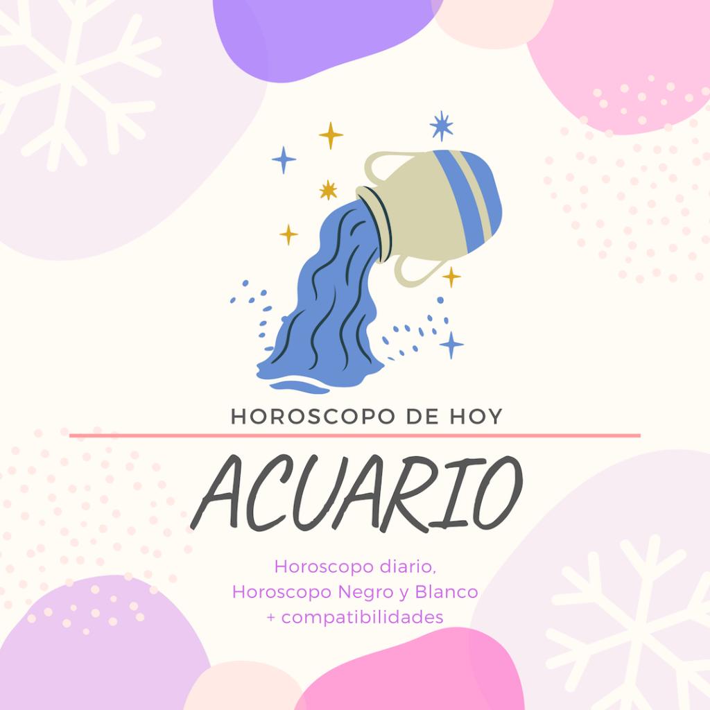 horoscopo diario gratis de hoy acuario
