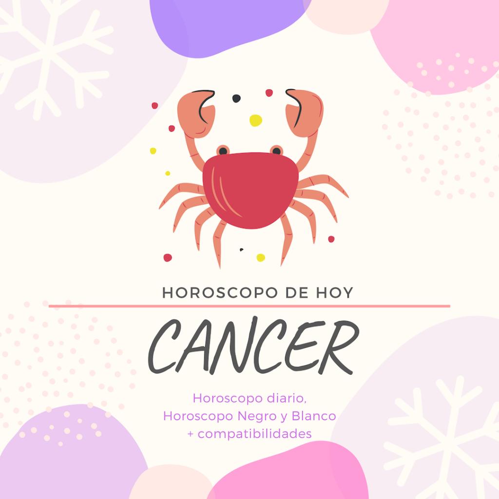 horoscopo diario gratis de hoy cancer