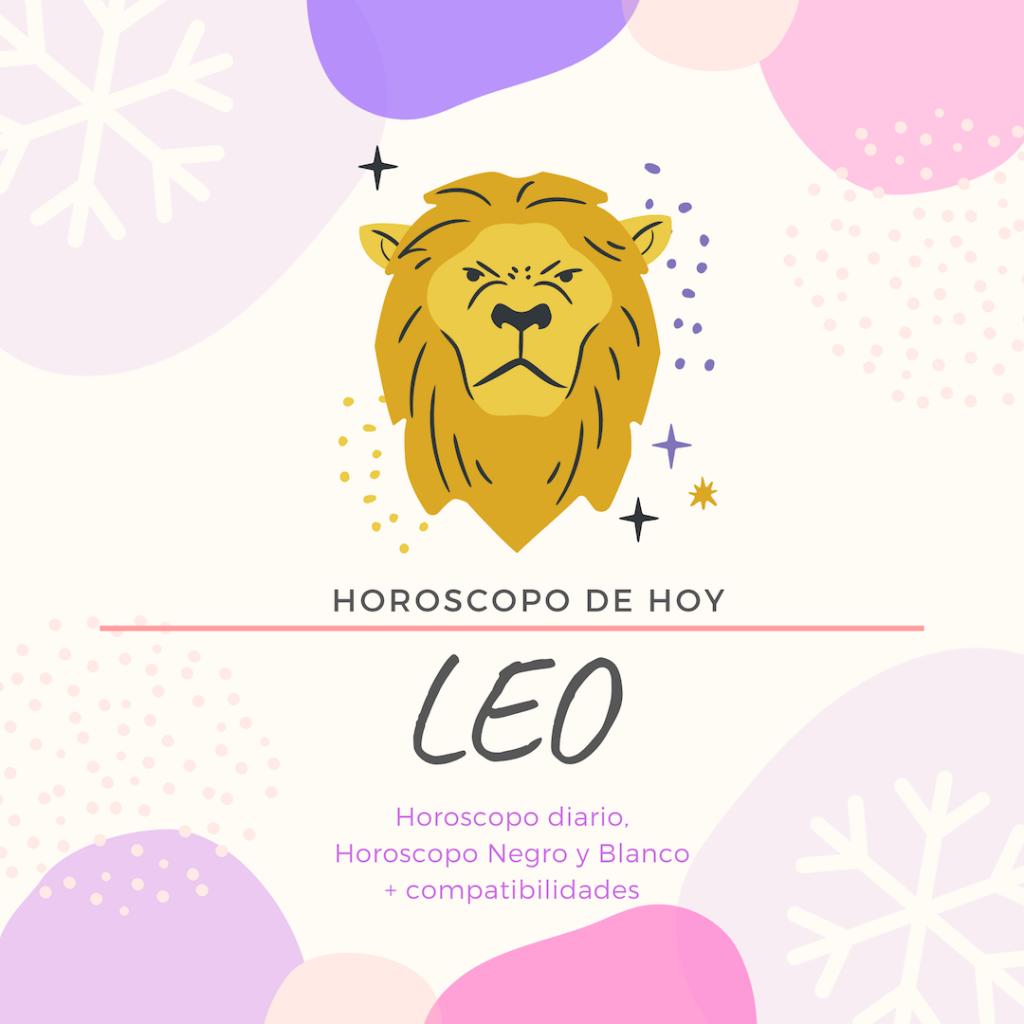 horoscopo diario gratis de hoy Leo